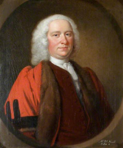 Richard Newell Mayor of Barnstaple
